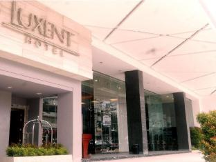 Luxent Hotel Manila - drop off morning