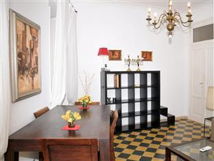 Holiday Ponte Sisto Apartment Rome - Gastenkamer