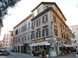 Holiday Ponte Sisto Apartment Rome - Uitzicht