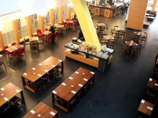 페가수스 아파트 호텔 멜번 - 식당