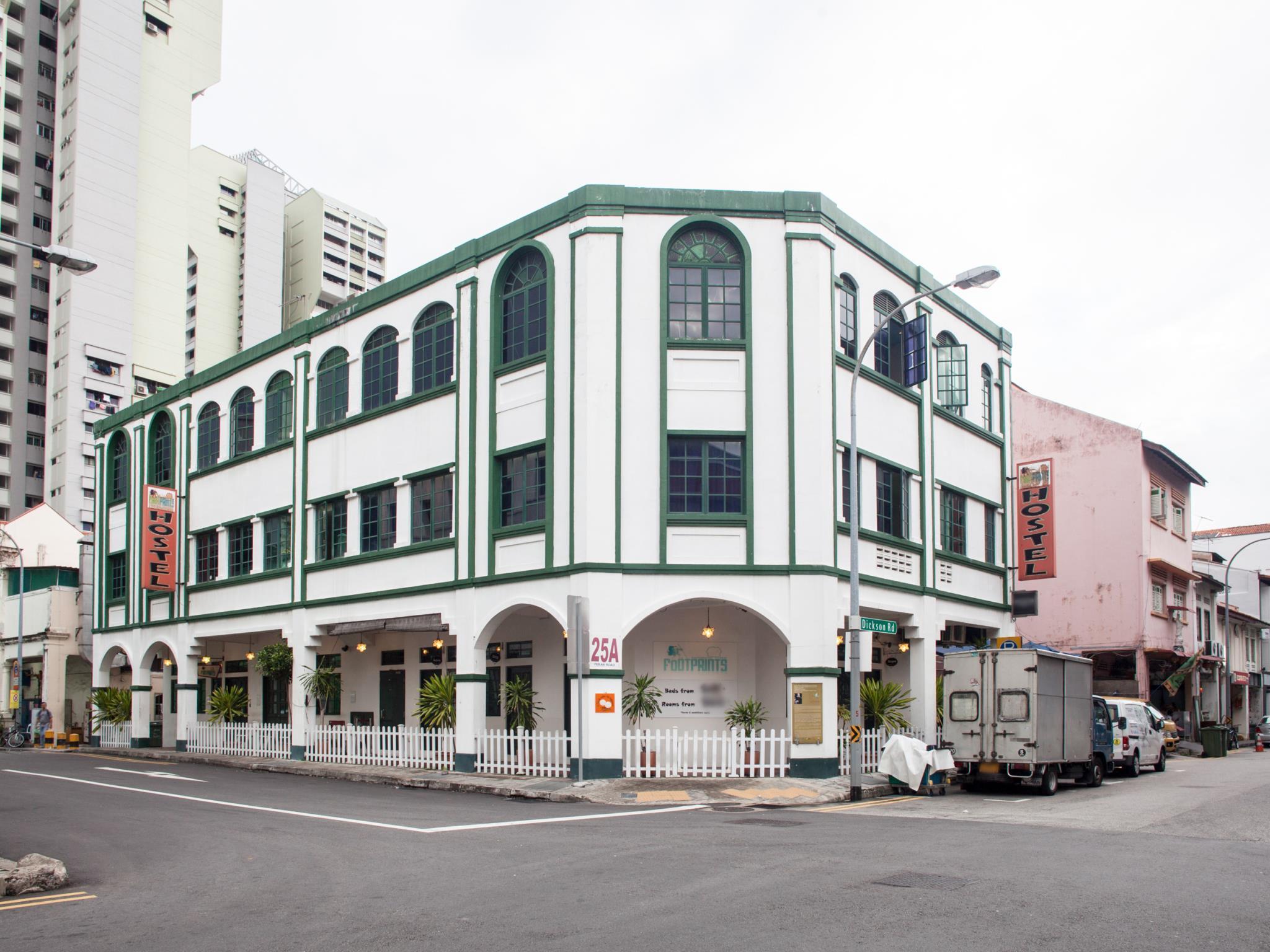 Footprints Hostel (SG Clean Certified) image