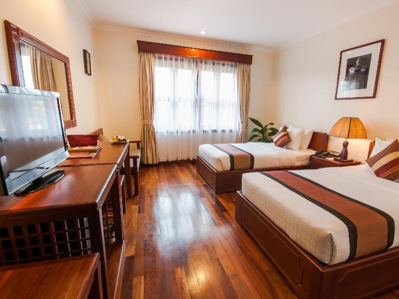 サエム シェムリアップ(Saem Siemreap Hotel)