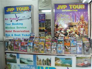 JJ&J Patong Beach Hotel Phuket - Hotellet från insidan
