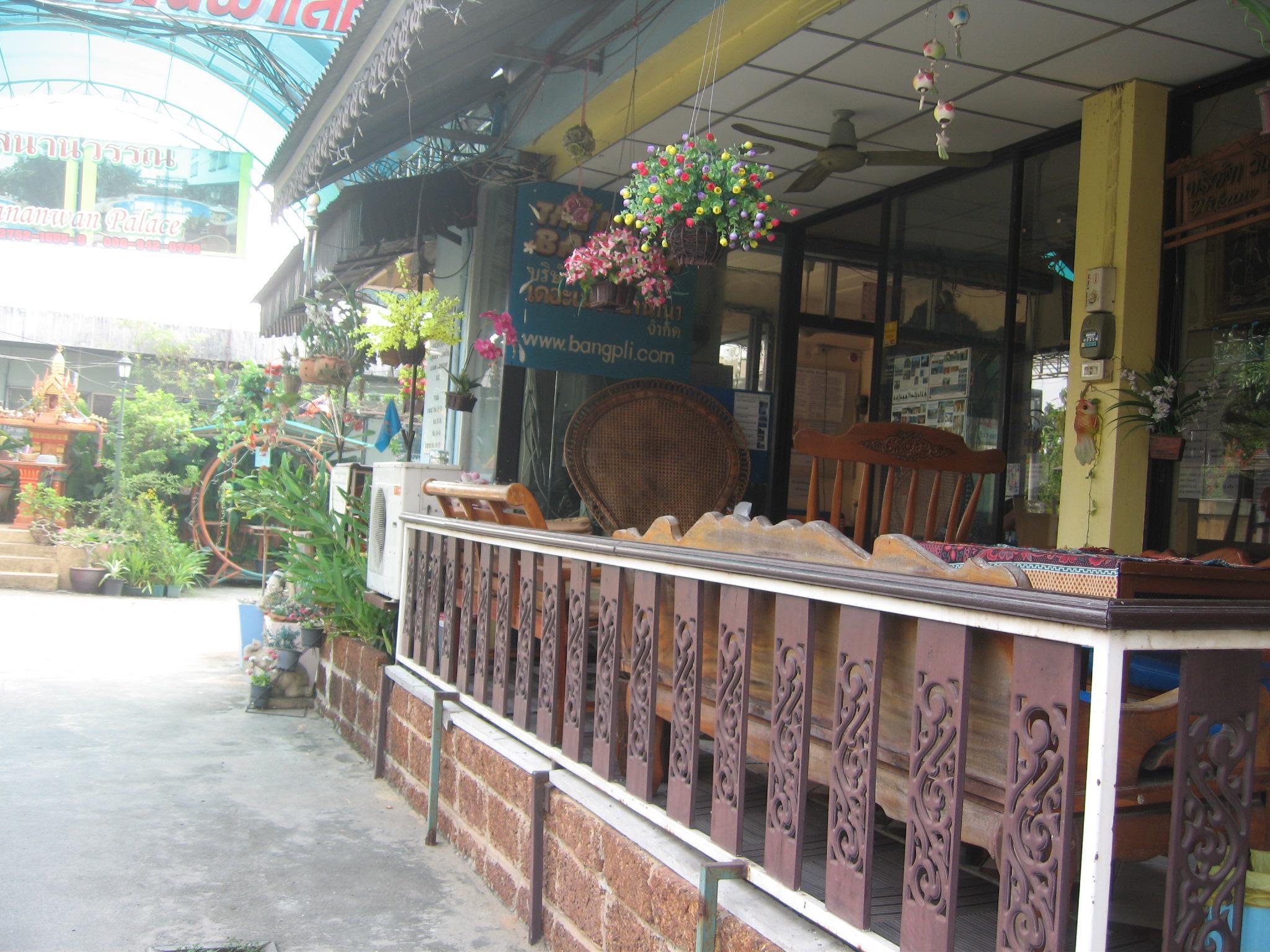 Sananwan Palace,สนานวรรณ พาเลซ