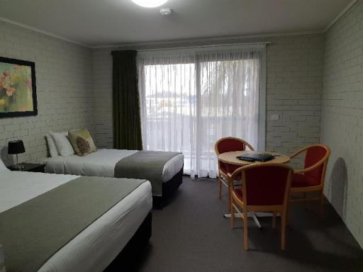 Crystal Fountain Motel PayPal Hotel Albury