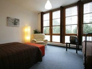 Berlin Rooms Apartment Heinrich-Heine-Platz Berlin - Wnętrze hotelu