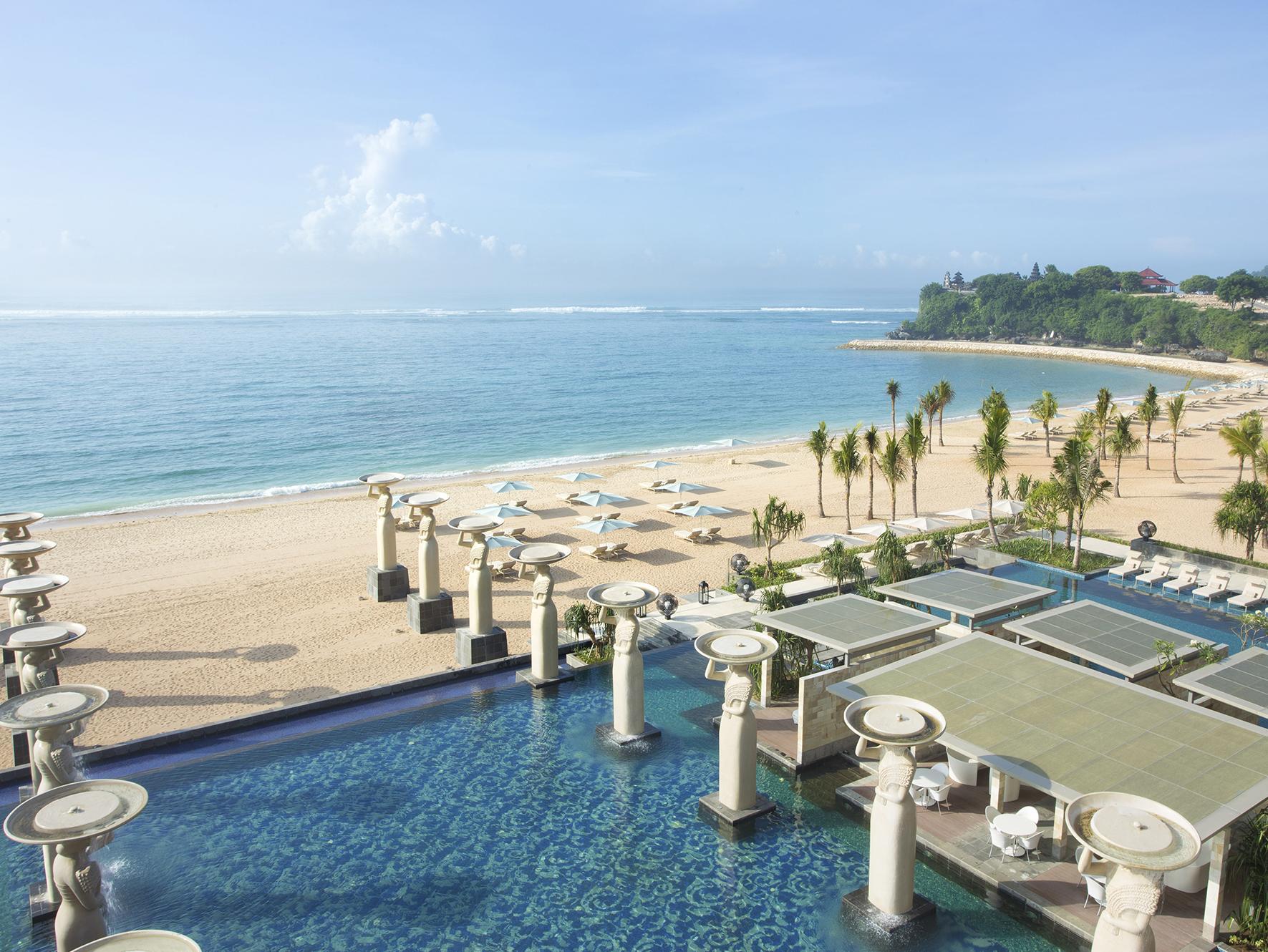 The Mulia Nusa Dua Suites