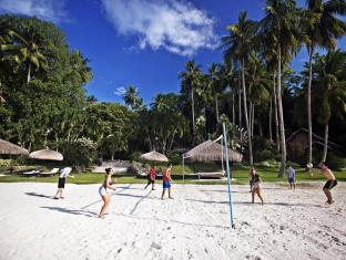 Pearl Farm Beach Resort Davao - Beach Volleyball Court