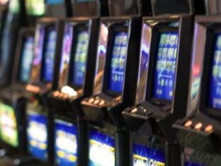 Interior The Mardi Gras Hotel and Casino