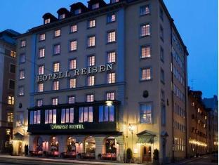 퍼스트 호텔 레이즌 스톡홀름 - 호텔 외부구조