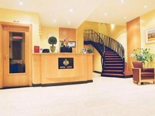 Savoy Hotel Geneva - Reception