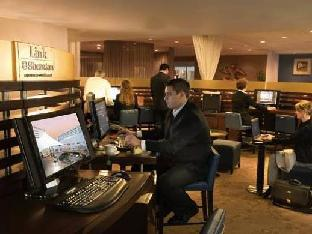 Interior Sheraton Atlanta Hotel