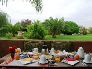 Les Jardins d Issil Bed and Breakfast Marrakech - Altan/Terrasse