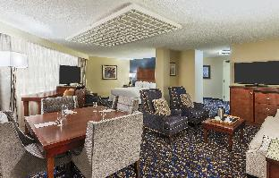Interior Doubletree By Hilton Downtown Nashville Hotel