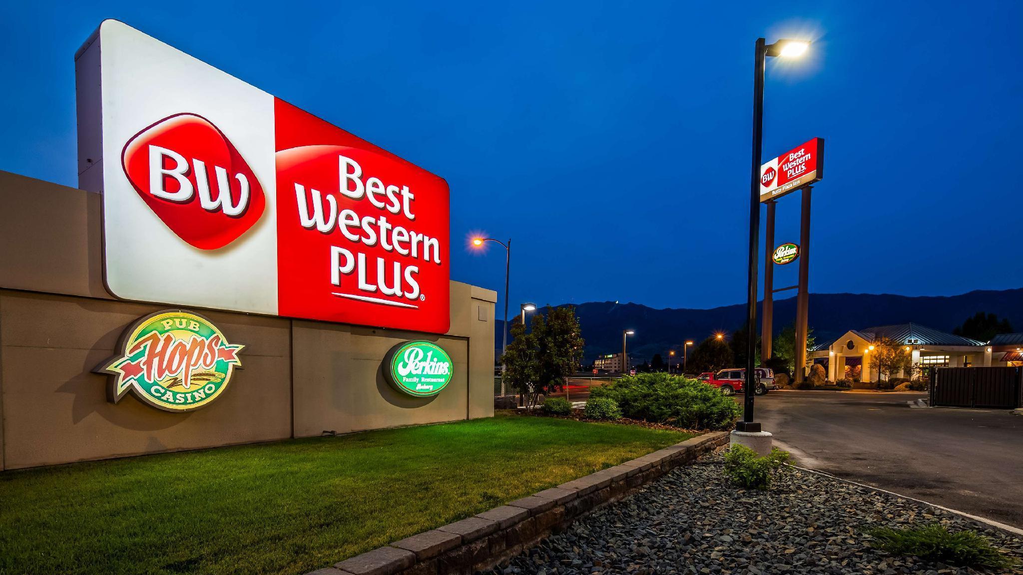 Best Western Plus Butte Plaza Inn image