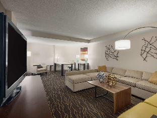 room of Hilton Salt Lake City Center