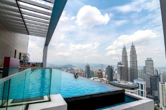 Platinum Suites Luxury apartment *SKY POOL* KL