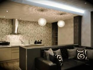 Epic Serviced Apartments Liverpool - Bathroom