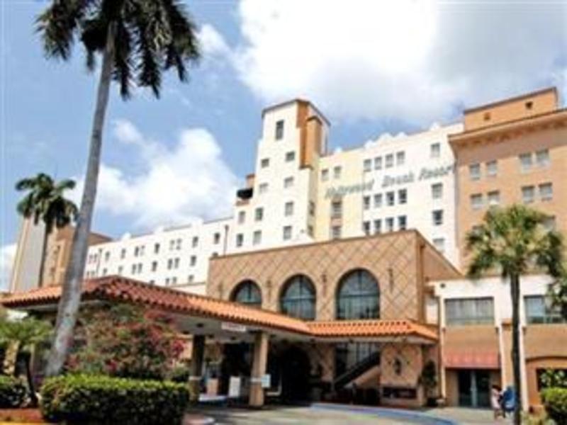 historic hollywood beach resort fort lauderdale fl. Black Bedroom Furniture Sets. Home Design Ideas