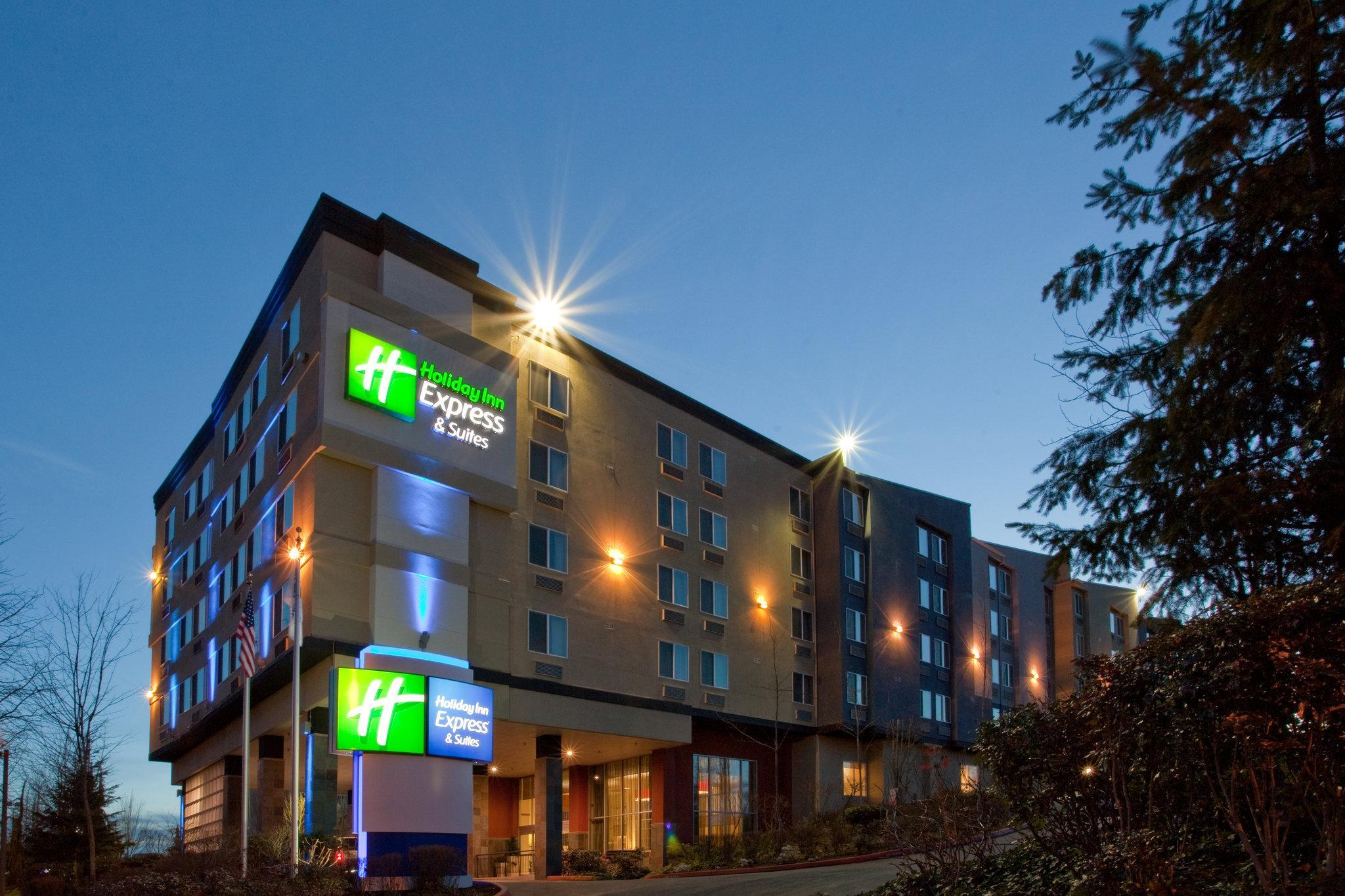 Holiday Inn Express Seattle - Sea-Tac Airport image