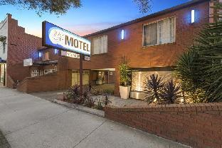 Hotell Bay City Geelong Motel  i Geelong, Australien