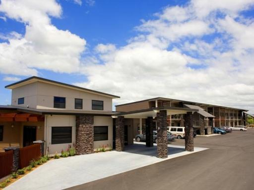 Best guest rating in Mount Taranaki ➦ Hawera Central Motor Lodge takes PayPal