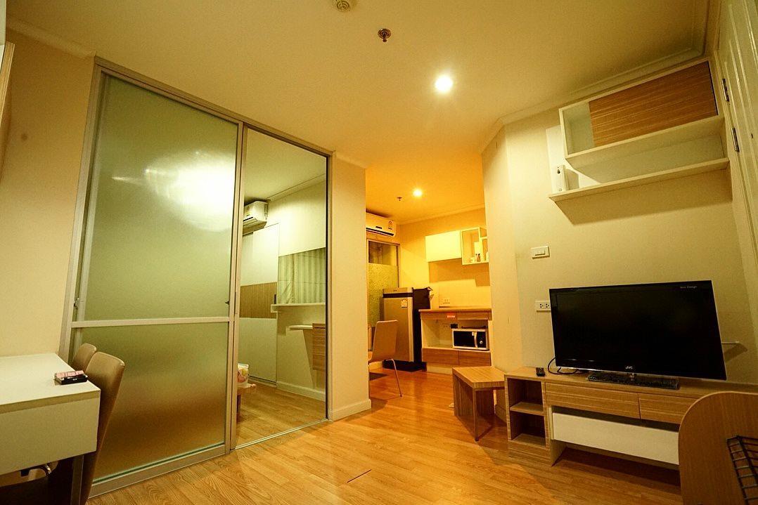 สตูดิโอ อพาร์ตเมนต์ 1 ห้องน้ำส่วนตัว ขนาด 28 ตร.ม. – ธนบุรี