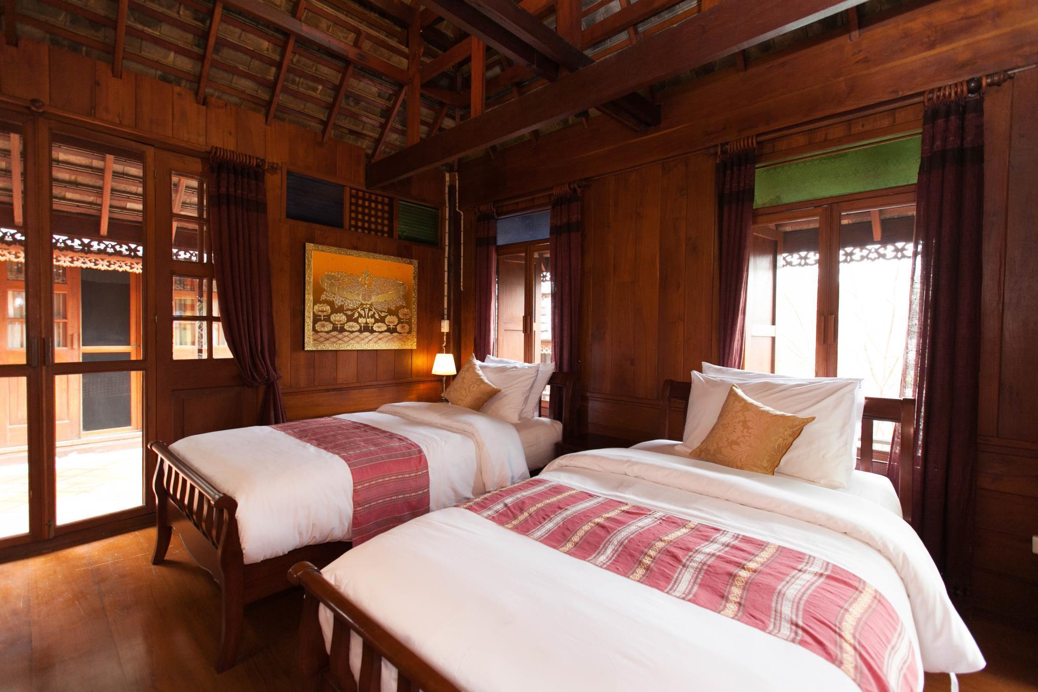 , 4 ห้องนอน 4 ห้องน้ำส่วนตัว ขนาด 250 ตร.ม. – สันทราย