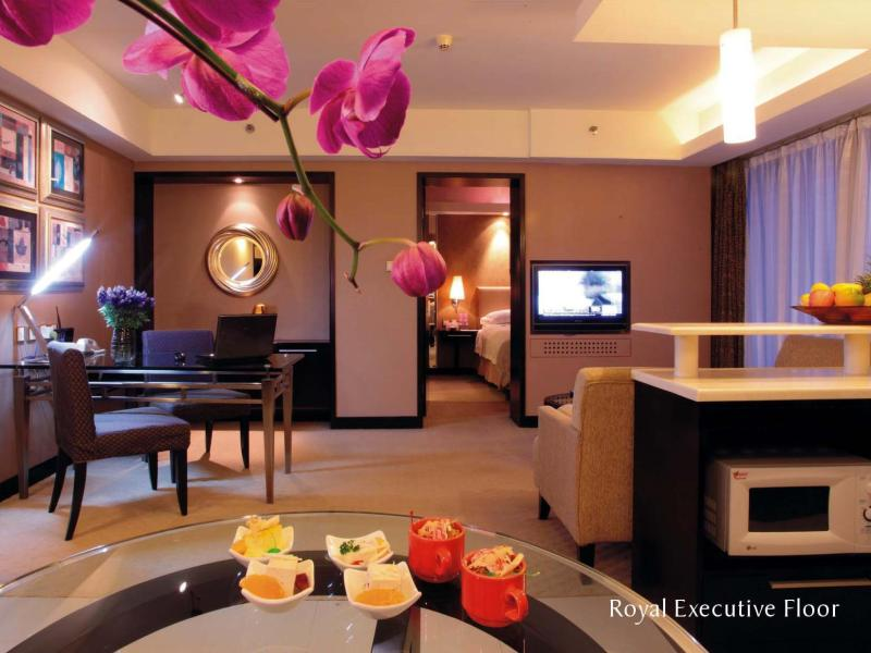 Executive Standard Suites Double - Breakfast For 1