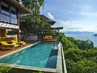 Logo/Picture:Six Senses Samui