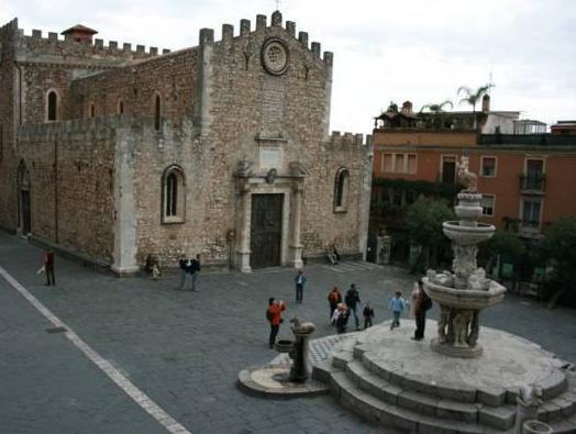 Villa Al Duomo Taormina Italy