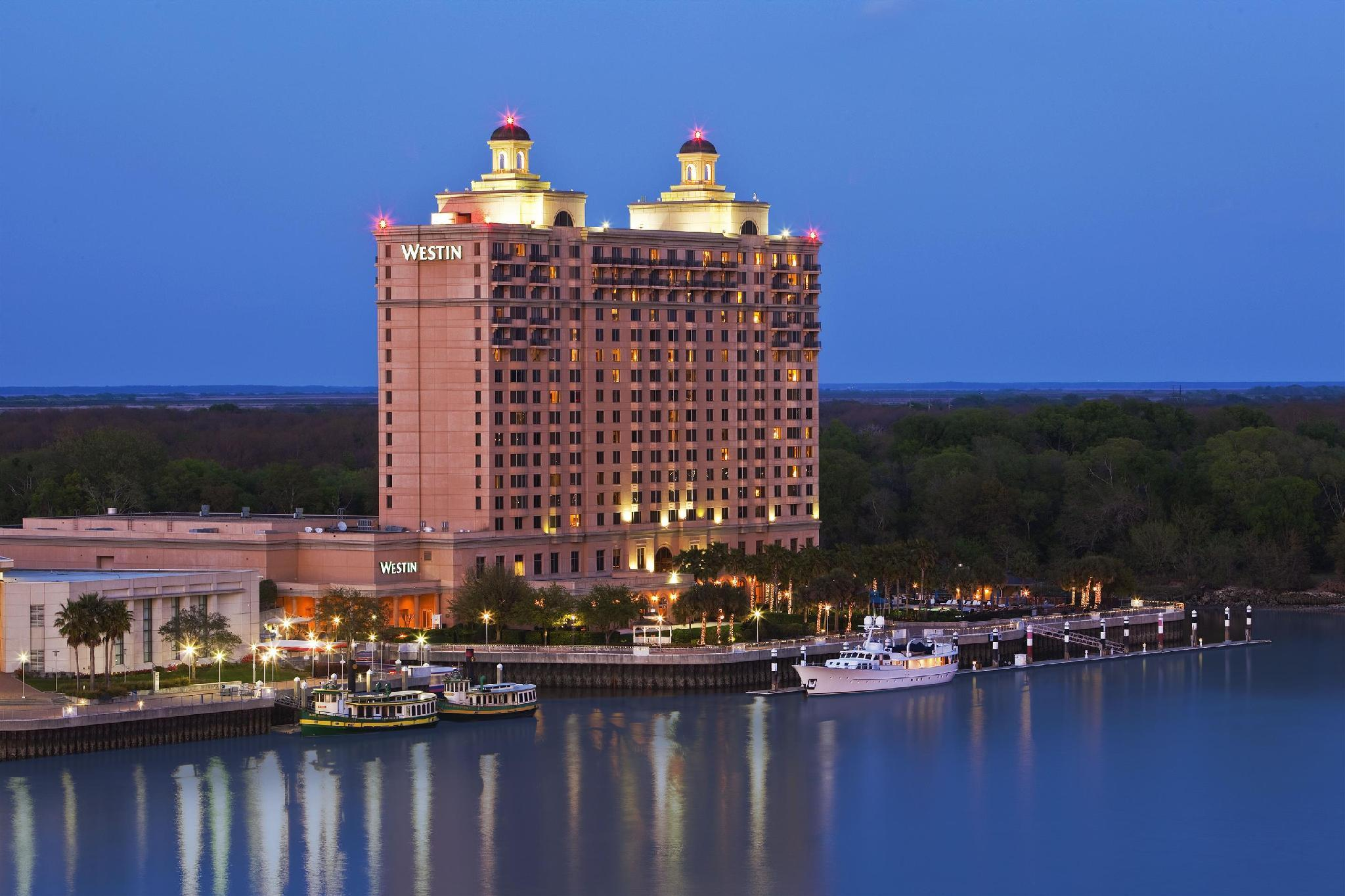 The Westin Savannah Harbor Golf Resort & Spa image