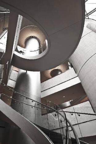 Interior The Westin Peachtree Plaza, Atlanta