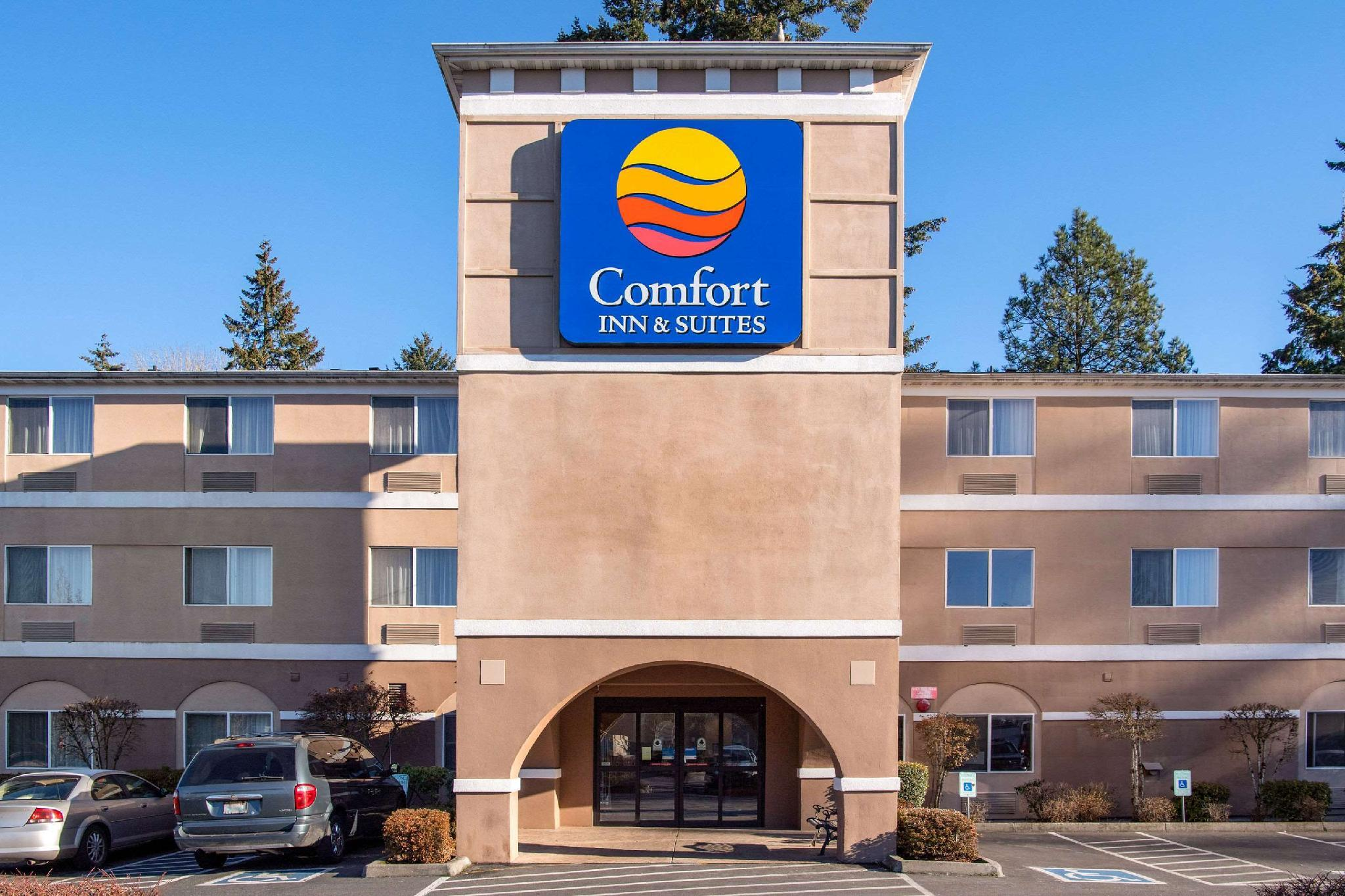 Comfort Inn and Suites Bothell - Seattle North image