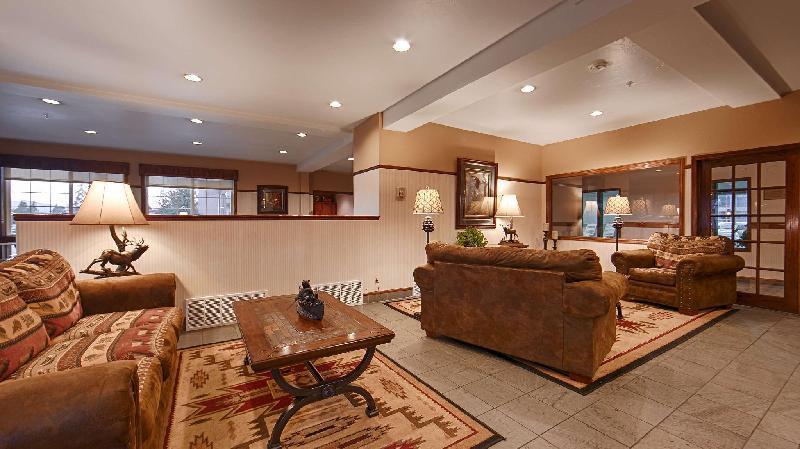Best Western Desert Inn - West Yellowstone, MT 59758