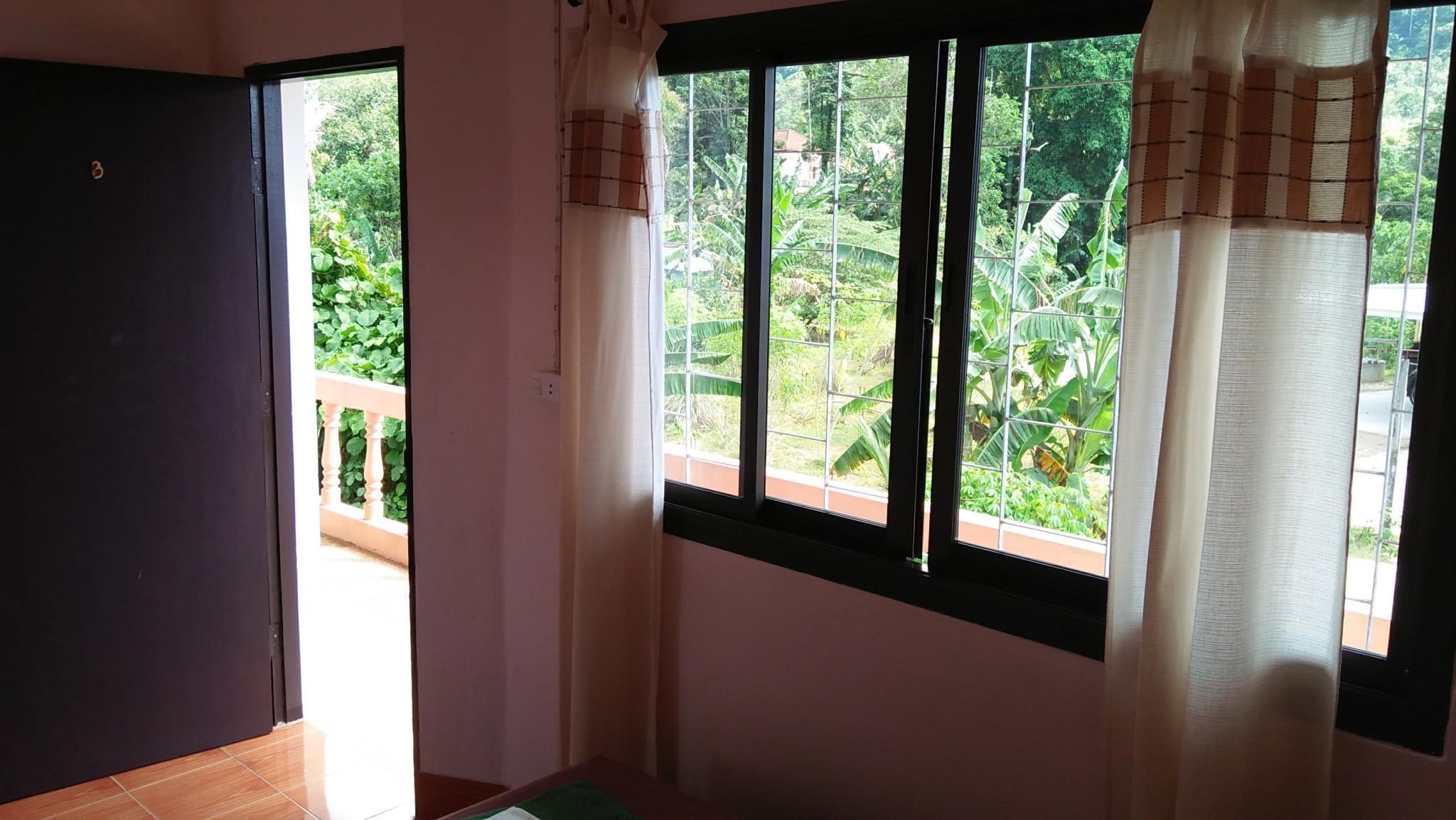 อพาร์ตเมนต์ 1 ห้องนอน 1 ห้องน้ำส่วนตัว ขนาด 20 ตร.ม. – หาดนางทอง