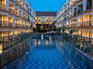 パーク レジス クタ ホテル Park Regis Kuta Hotel - ホテル情報/マップ/コメント/空室検索