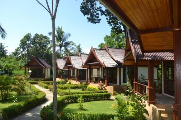 Rasa sayang resort Koh Lanta