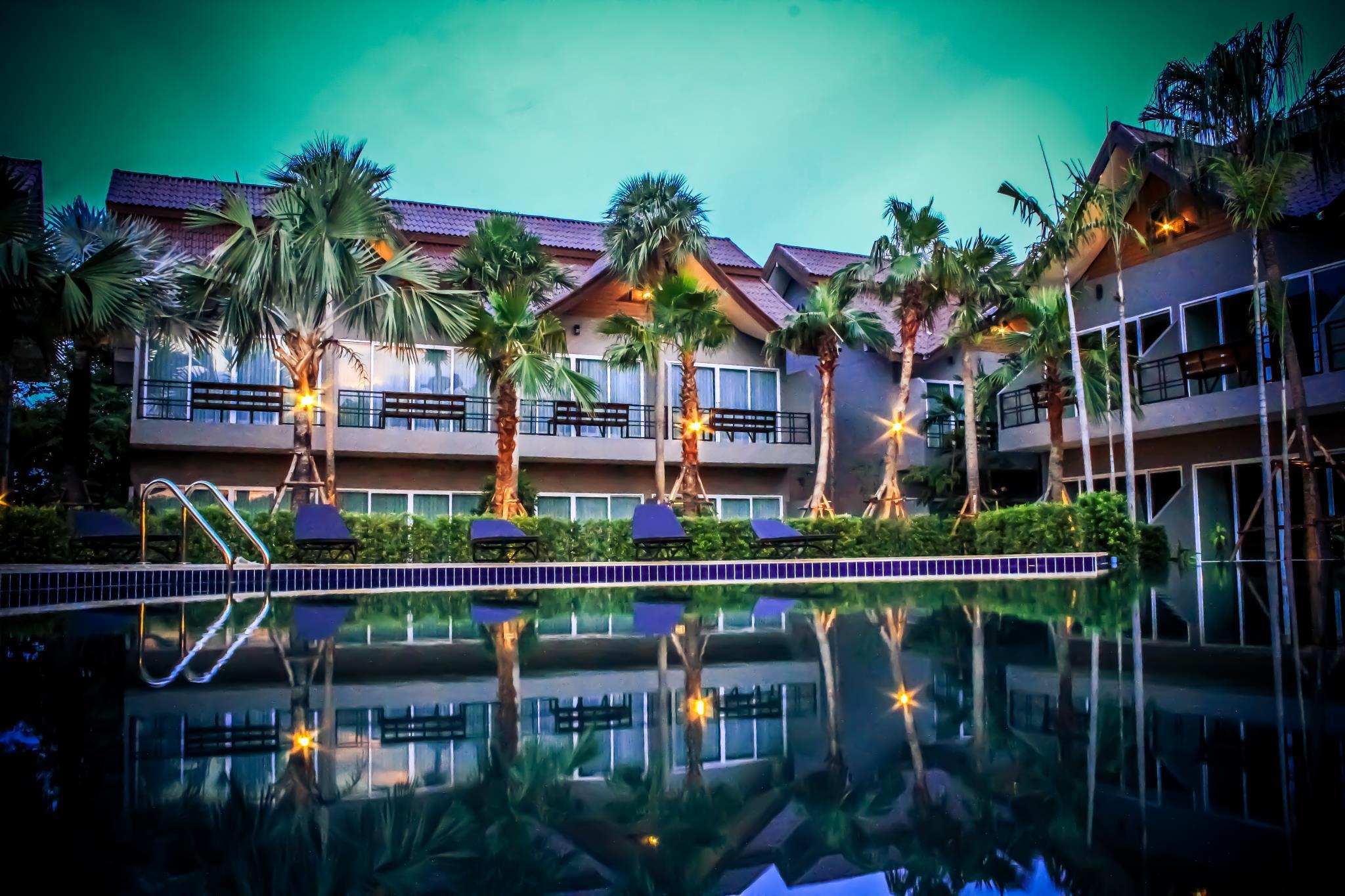 Taman Resort,ทามัน สปา รีสอร์ท