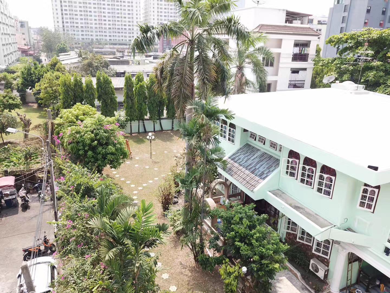 Hi,Bangkok Hostel, 7 ห้องนอน 6 ห้องน้ำส่วนตัว ขนาด 600 ตร.ม. – จตุจักร