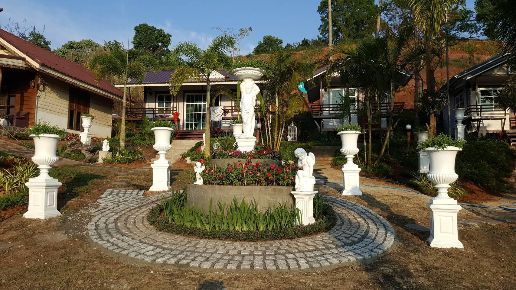 สตูดิโอ บ้าน 1 ห้องน้ำส่วนตัว ขนาด 18 ตร.ม. – กลางเมือง