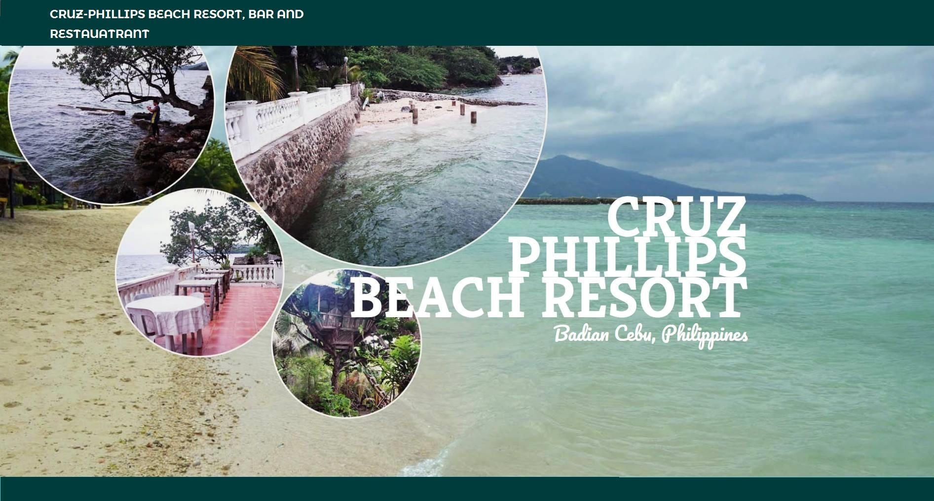 Cruz-Phillips Beach Resort, Restaurant and Lodging - Hotels Information/Map/Reviews/Reservation
