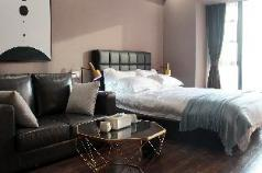 Paires|A1308 Chicago Style Apt near Global Center, Chengdu