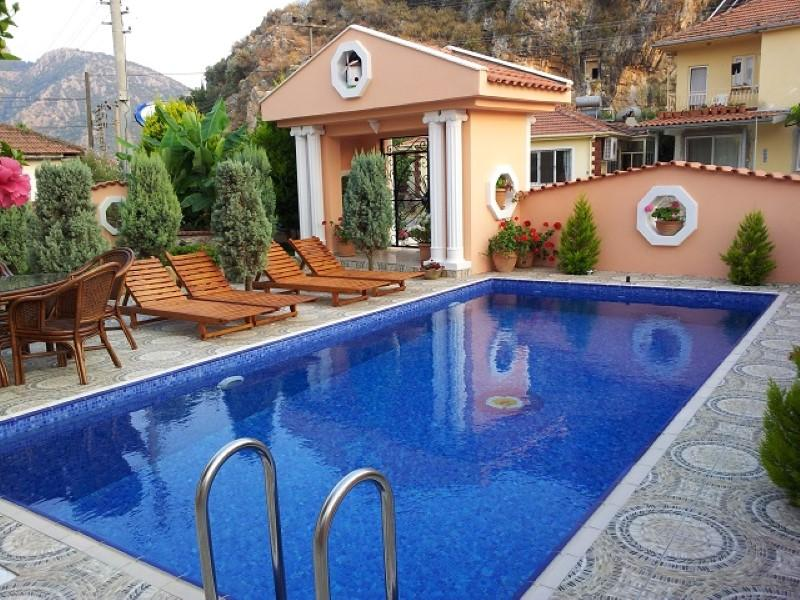 Dalyan Palace Villa - Picture of Hotel