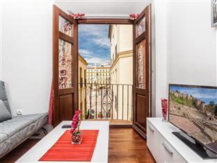 Feel Apartments La Merced - Malaga