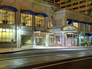 Hilton Hotel in ➦ Portland (OR) ➦ accepts PayPal