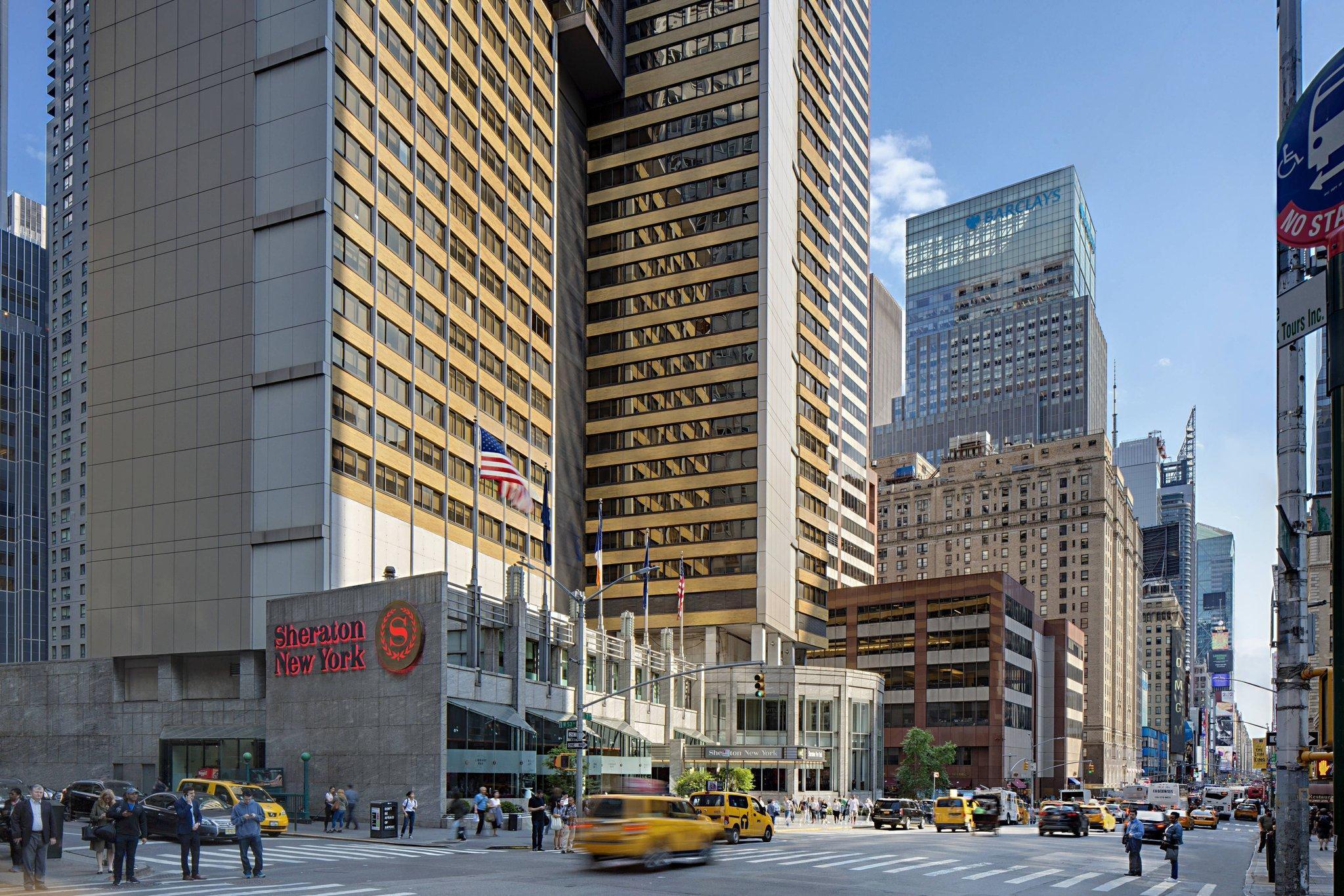 Sheraton New York Times Square Hotel image