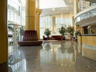 โรงแรมมาริออท พินนาเคิล แวนคูเวอร์ (BC) - ล็อบบี้