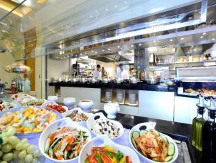 Metropark Hotel Causeway Bay Hong Kong - Cafeteria