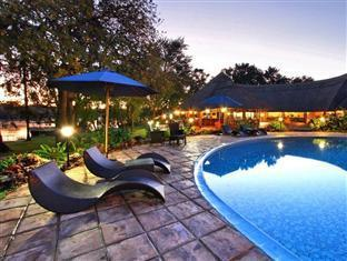 A'Zambezi River Lodge Hotel in ➦ Victoria Falls ➦ accepts PayPal.